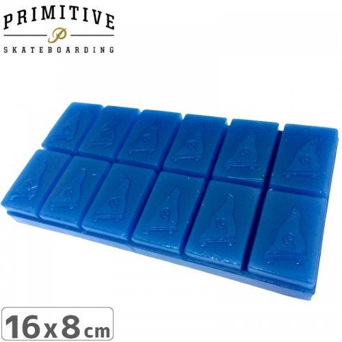 【プリミティブ PRIMITIVE スケボーワックス】ICE TRAY WAX【ネイビー】NO2