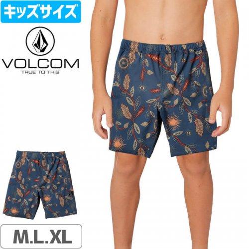 【VOLCOM ボルコム キッズ ボードショーツ】LITTLE BOYS BROHA VOLLEY SHORTS 水着 NO39