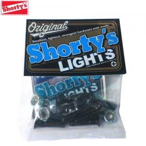 【SHORTYS HARDWARE ショーティーズ ビス】Lights Hardware【7/8インチ】【プラス】No02