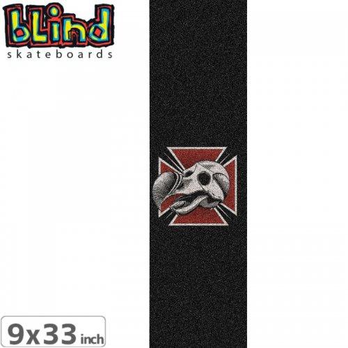 【BLIND ブラインド スケボー デッキテープ】DODO SKULL GRIP TAPE【9x33インチ】NO9