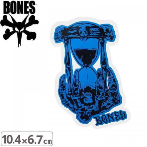 【ボーンズ BONES スケボー ステッカー】TIME BEASTS STICKER【10.4cm x 6.7cm】NO58