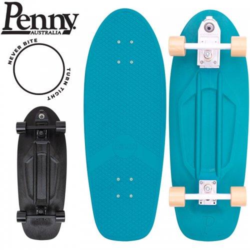 【ペニー PENNY スケボー コンプリート】HIGH-LINE SURFSKATE【29インチ】【BLACKOUT】【OCEAN MIST】NO81