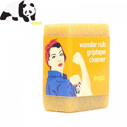 【エンジョイ ENJOI スケボー】WONDER RUB GRIPTAPE CLEANER 汚れ落とし NO1