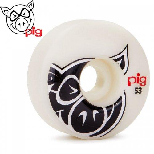 【ピッグ PIG WHEELS ウィール】PRO-LINE NATURAL 101A【53mm】NO43
