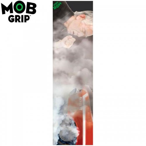 【モブグリップ MOB GRIP デッキテープ】HOT FIRE FOR HIRE HFFH BURN GRIPTAPE 9 x 33 NO117