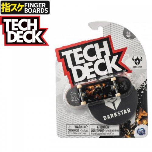 【TECH DECK テックデッキ 指スケ】96mm 1PAC DARKSTAR ダークスター NO29