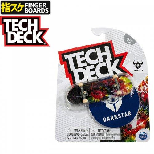 【TECH DECK テックデッキ 指スケ】96mm 1PAC DARKSTAR ダークスター NO30