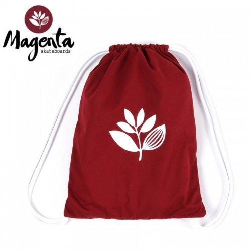 【マゼンタ MAGENTA スケボー バッグ】SACK PACK BAG NO9