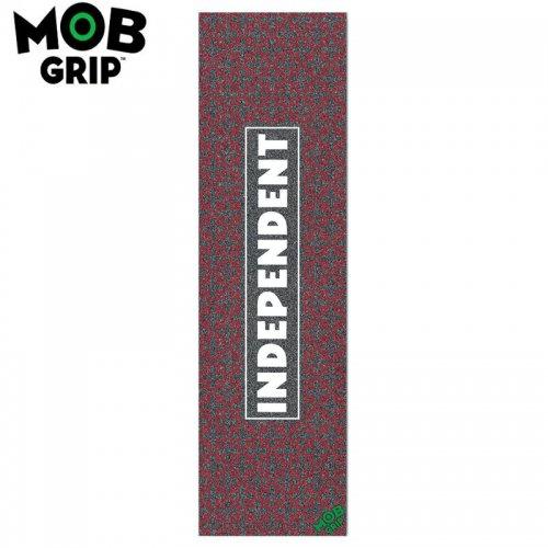 【モブグリップ MOB GRIP デッキテープ】INDEPENDENT REPEAT CROSS GRIPTAPE 9 x 33 NO178