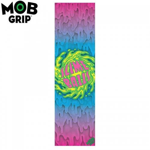 【モブグリップ MOB GRIP デッキテープ】SLIME BALLS LOGO GRIPTAPE 9 x 33 NO191