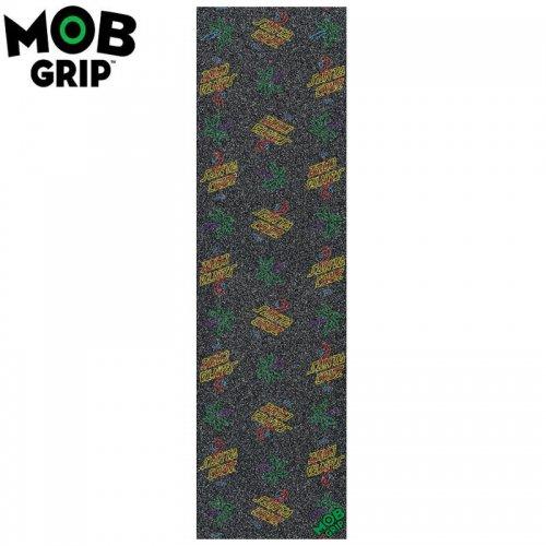【モブグリップ MOB GRIP デッキテープ】SANTA CRUZ サンタクルーズ GLOW DOT GRIPTAPE 9 x 33 NO198