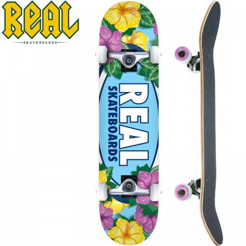 【リアル REAL スケートボード コンプリート】OVAL BLOSSOMS COMPLETE【8.0インチ】NO22