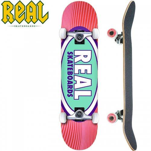 【リアル REAL スケートボード コンプリート】OVAL RAYS COMPLETE【8.0インチ】NO27