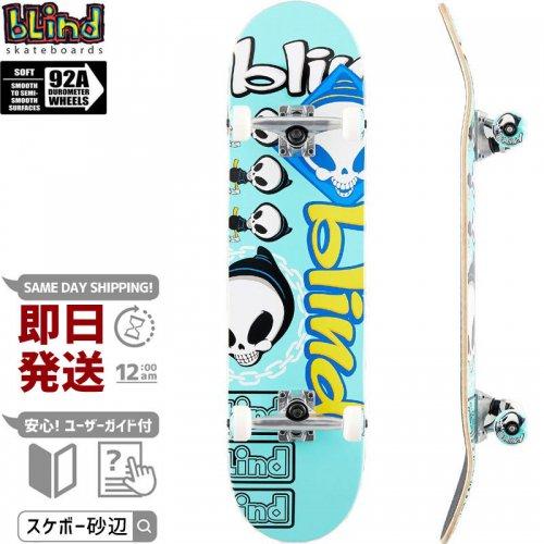 【ブラインド BLIND スケートボード コンプリート】TANTRUM FP COMPLETE 92A【8.0インチ】NO132