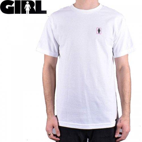 【ガール GIRLSKATEBOARD  スケボー Tシャツ】SKULL OF FAME TEE【ホワイト】NO303