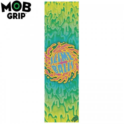 【モブグリップ MOB GRIP デッキテープ】BALLS SLIMED GRIPTAPE 9 x 33 NO201