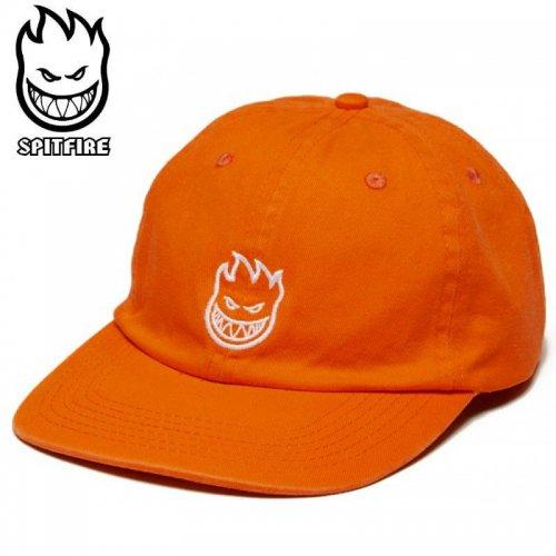 【スピットファイヤー SPITFIRE ベースボールキャップ】LIL BIGHEAD HAT オレンジ NO76