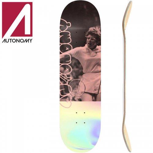 【AUTONOMY オートノミー スケートボード デッキ】PROGENY SERIF DECK【8.0インチ】【8.25インチ】NO2