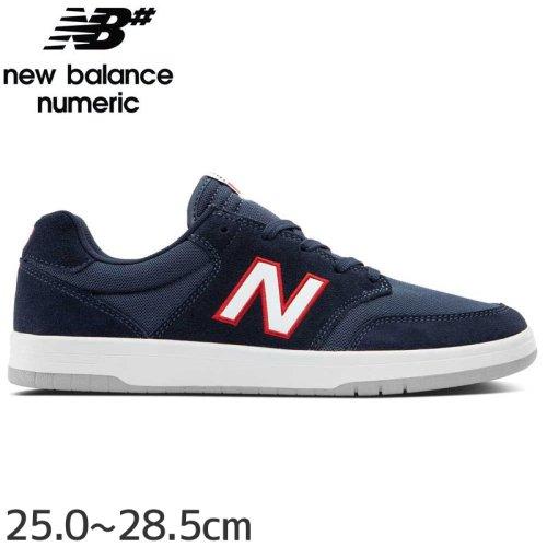 【NEW BALANCE NUMERIC ニューバランス シューズ】AM425NWG SHOES スウェード/メッシュ【ネイビー/ホワイト】NO28