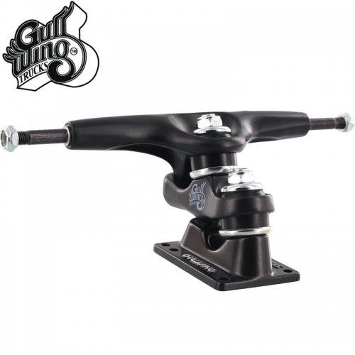【GULLWING ガルウィング スケボー トラック】SIDEWINDER II サイドワインダー 片側販売【9.0】ブラック/ブラック NO6