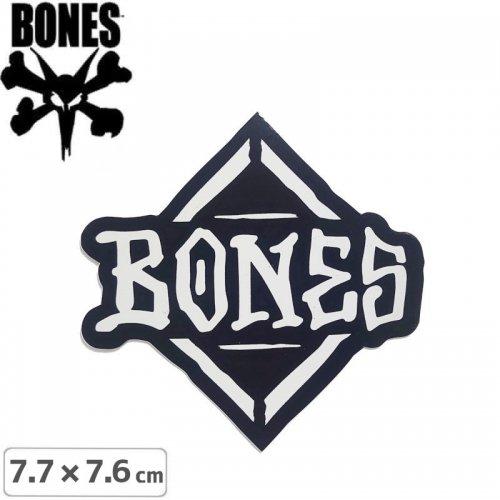 【ボーンズ BONES スケボー ステッカー】DIAMOND STICKER【7.7cm x 7.6cm】NO60