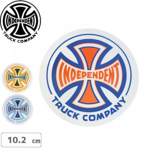 【インディペンデント INDEPENDENT スケボー ステッカー】SPECTRUM TRUCK STICKER【10.2cm】NO115