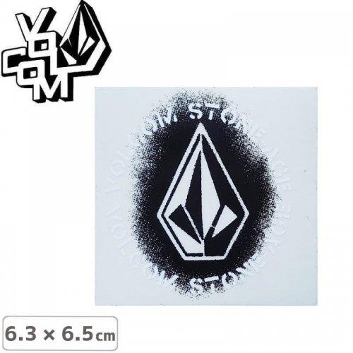 【ボルコム VOLCOM ステッカー】STICKER【6.3cm x 6.5cm】NO373