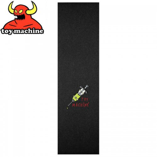 【TOY MACHINE トイマシーン デッキテープ】INJECTED GRIP TAPE 9 x 33 NO8