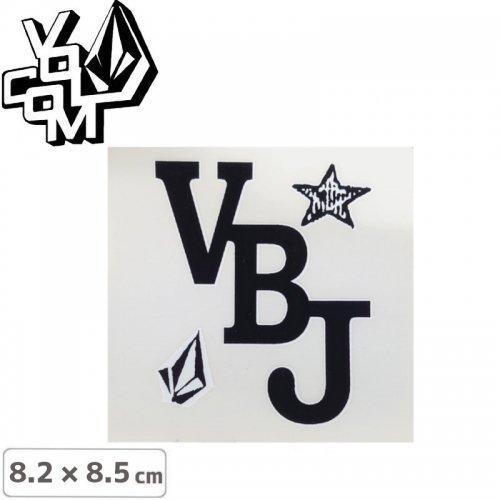 【ボルコム VOLCOM ステッカー】STICKER【8.2cm x 8.5cm】NO384