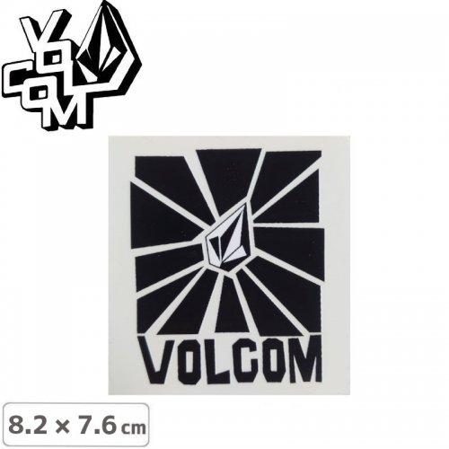 【ボルコム VOLCOM ステッカー】STICKER【8.2cm x 7.6cm】NO387