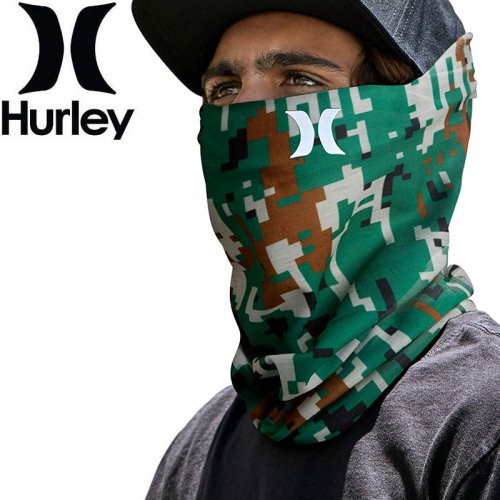 【ハーレー HURLEY 小物 マスク】NECK GAITER FACE MASK  NO14
