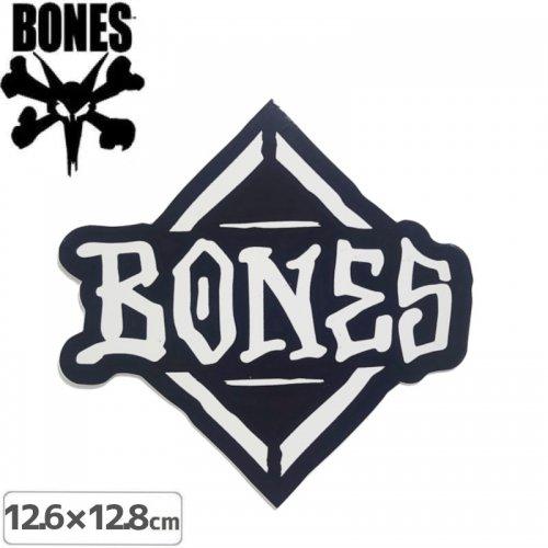 【ボーンズ BONES スケボー ステッカー】DIAMOND STICKER【12.6cm x 12.8cm】NO64