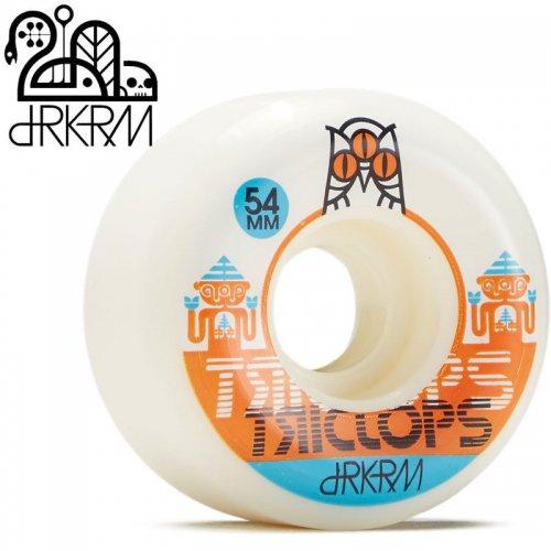 【DARKROOM ダークルーム スケボー ウィール】TRICLOPS GEMINI 99A【54mm】NO2