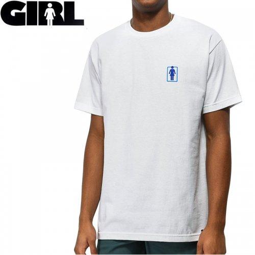 【ガール GIRLSKATEBOARD  スケボー Tシャツ】UNBOXED TEE【ホワイト】NO308