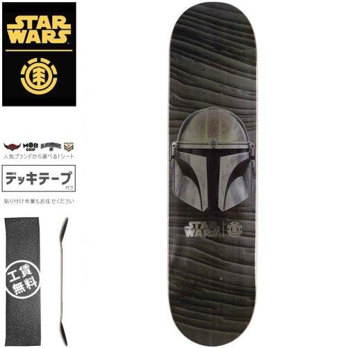 【ELEMENT エレメント スケートボード デッキ】STAR WARS BESKAR DECK【8.0インチ】【8.25インチ】スターウォーズ NO20