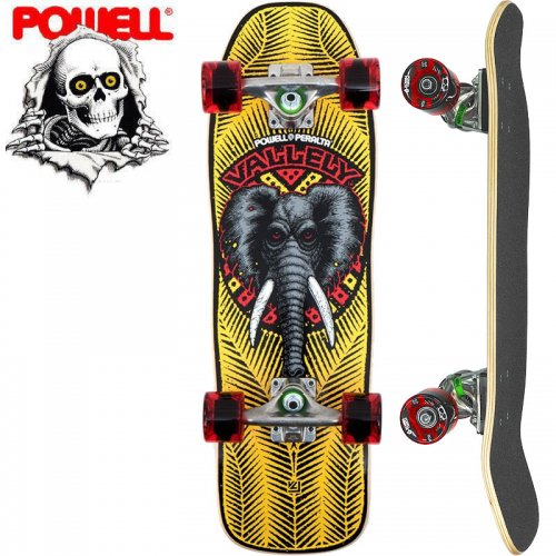 【POWELL PERALTA パウエル コンプリート】MINI MIKE VALLELY ELEPHANT COMPLETE クルーザー【26インチ】NO48