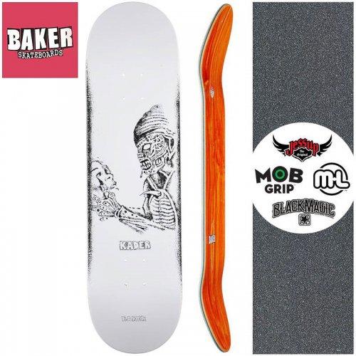 【ベーカー BAKER スケートボード デッキ】KS STIPPLE DECK【8.5インチ】NO282