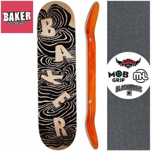 【ベーカー BAKER スケートボード デッキ】KS SWIRLS DECK【8.125インチ】NO285