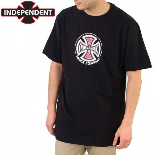 【インディペンデント Tシャツ】TRUCK CO S/S TEE【ブラック】NO180