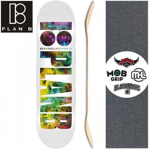 【プランビー PLAN-B スケートボード デッキ】TEAM DUFFY OG DECK【7.75インチ】【8.0インチ】NO175