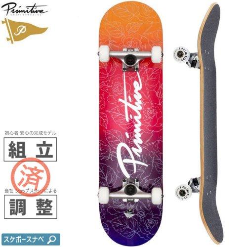 【プリミティブ PRIMITIVE スケートボード コンプリート】NUEVO DAYBREAK COMPLETE【8.125インチ】NO17