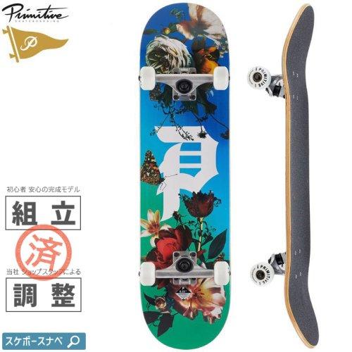【プリミティブ PRIMITIVE スケートボード コンプリート】DIRTY P CREATION COMPLETE【8.25インチ】NO18