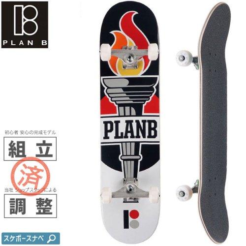【PLAN-B プランビー スケートボード コンプリート】TEAM LEGEND COMPLETE【8.0インチ】NO25