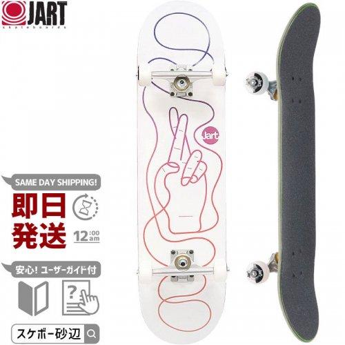 【JART ジャート スケートボード コンプリート】TELESKETCH COMPLETE【8.0インチ】NO5