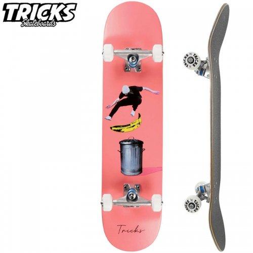 【TRICKS トリックス スケートボード コンプリート】BANANA COMPLETE【7.75インチ】NO2