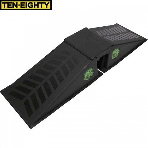 【TEN EIGHTY 1080 スケボー ランプ】MICRO FLYBOX LAUNCH RAMP SET マイクロサイズ バンク トゥ バンク セクション 143cm NO2