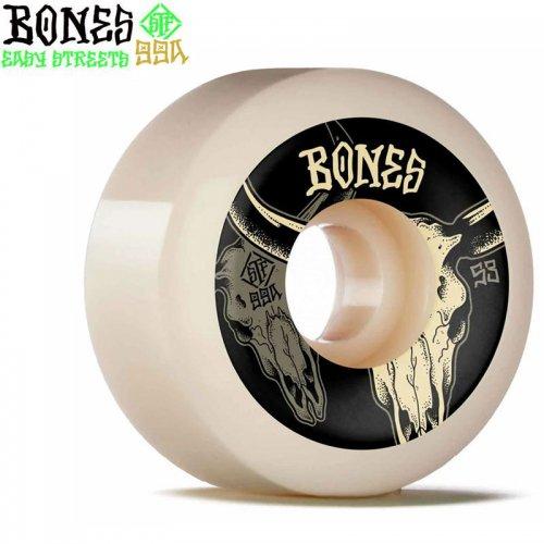 【ボーンズ BONES スケボーウィール】STF DESERT HORNS V5 SIDECUT 99A【52mm】【53mm】【54mm】NO237