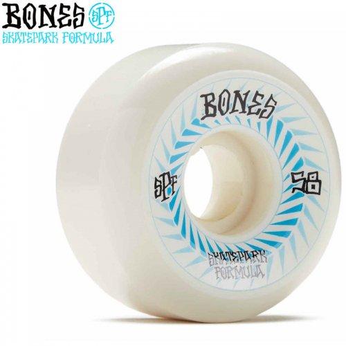 【ボーンズ BONES スケボーウィール】SPF 84B P5 SIDECUT【56mm】NO239
