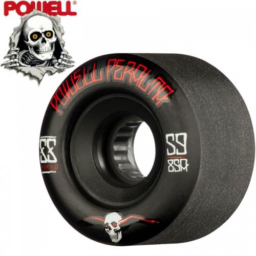 【パウエル POWELL スケボー ウィール】G-SLIDES SSF BLACK 85A【56mm】NO29