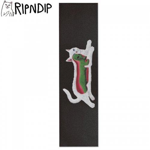 【RIPNDIP リップンディップ スケボー デッキテープ】TRANSNERM GRIPTAPE 9 x 33 ブラック NO4